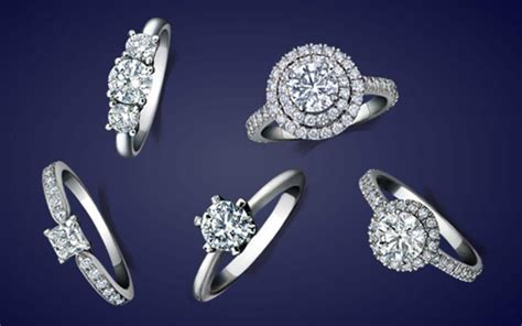 Most popular engagement rings by Mappin & Webb