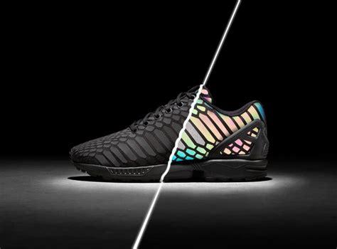Adidas Zx Flux Xeno | adidas zx flux black xeno sneaker bar detroit