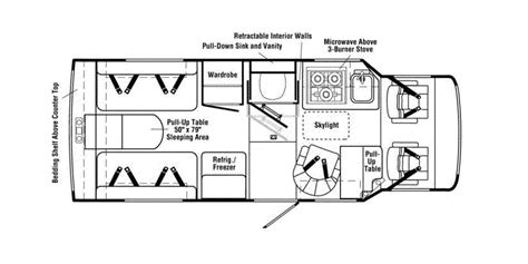 rialta floor plan rialta floor plan 2014 winnebago rialta motorhome for
