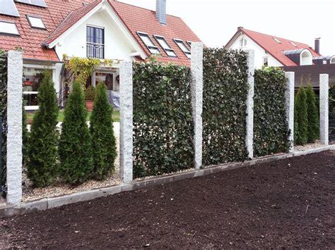 Rankgitter Als Sichtschutz by Ac Gartengestaltung M 252 Nchen Z 228 Une Sichtschutz