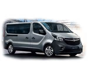 Vauxhall Vivaro Cer Vans For Sale New Vauxhall Vivaro Minibus For Sale Uk Minibuses For