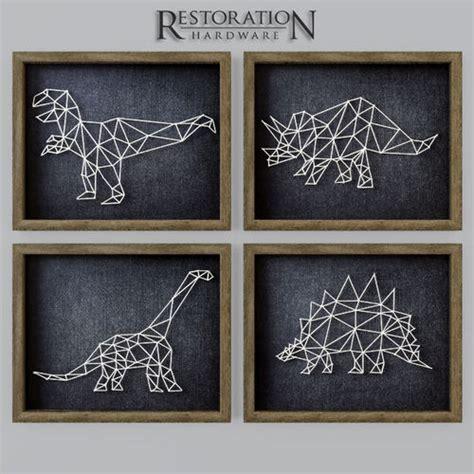 model dinosaur string art rh cgtrader