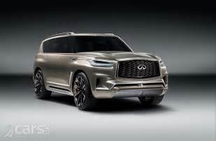 new infinity car infiniti qx80 monograph heading for new york motor show