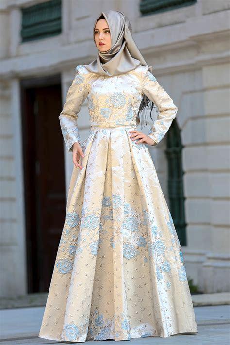 Baju Muslim Untuk Pesta Mewah desain baju untuk menghadiri resepsi pernikahan dengan