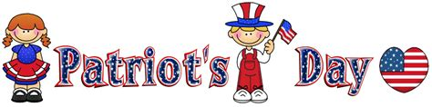 patriots day free best patriot day clipart 30154 clipartion