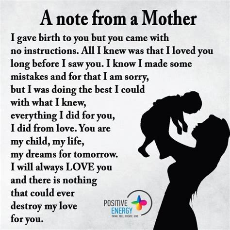 a mothers letter who gave the order to kill my children 25 best mother and son quotes quotes words sayings