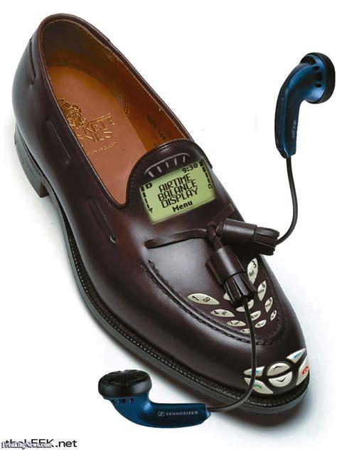 phones shoes smart shoe phone pictures