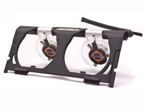 Fan Ram dual fan module adjustable ram cooler ddr ddr2 ddr3 akust
