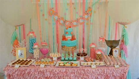 Mermaid Themed  Ee  Birthday Ee   Party