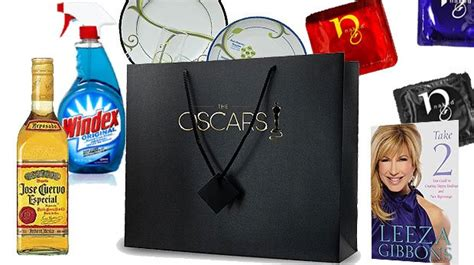 Oscar Swag Scoops Are On The Way by Inside The Oscars 2013 Swag Bags Booze Condoms And