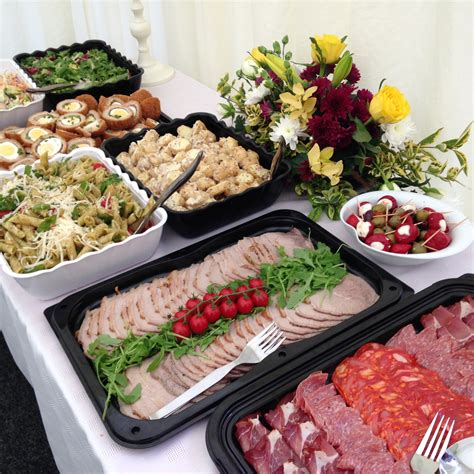 buffet food cold buffets food catering uttoxeter derbyshire