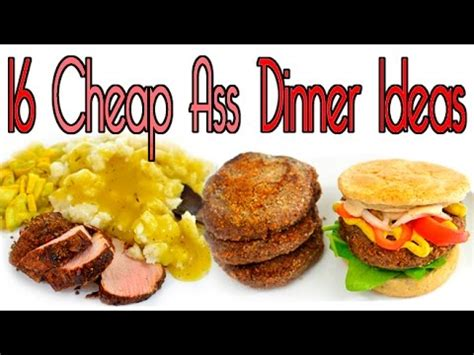 10 dinners for 5 cheap dinner recipes and ideas 16 cheap dinner ideas 3 or less rich cooking