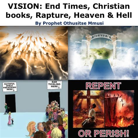 Gates Of Rapture visions end times the church rapture heaven and hell