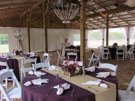 eggplant colored table linens 335 best images about indigo plum vineyard wedding
