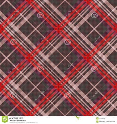 diagonal seamless pattern as tartan plaid vector image diagonal tartan seamless texture mainly in muted colors