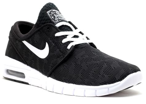 Nike Janoski Max Go stefan janoski max nike 631303 010 black white