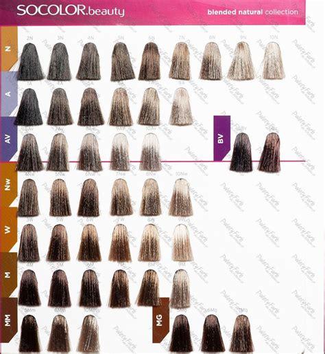 matrix socolor color chart matrix socolor 1 hair color