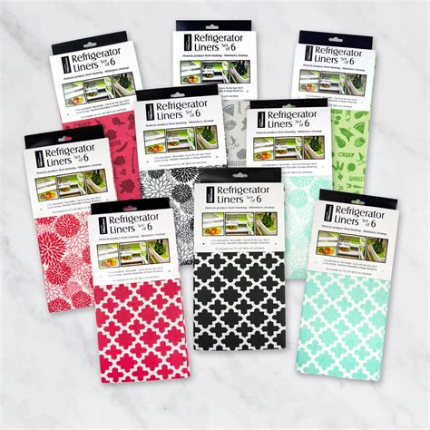 fridge drawer liners dii non adhesive cut to fit machine washable