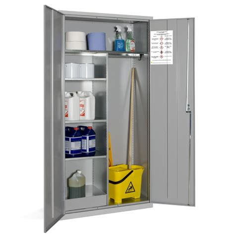elite janitorial coshh cupboard