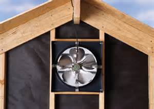 attic fan installations gil s electrical services inc