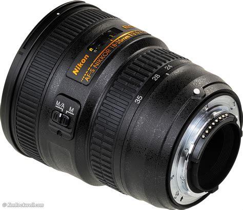nikon 18 35mm f 3 5 4 5 g review
