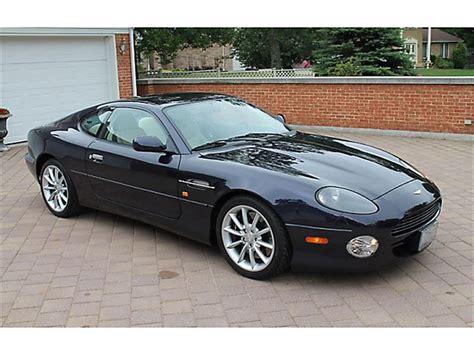 1999 Aston Martin Db7 by 1999 2003 Aston Martin Db7 Vantage