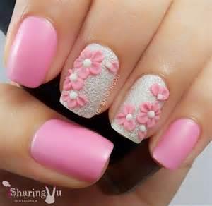 best 20 3d flower nails ideas on pinterest acrylic nail