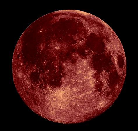 scientists explain the significance of strawberry moon
