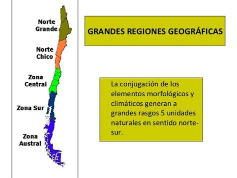 imagenes de las zonas naturales de chile formas del relieve chileno y zonas climaticas de chile