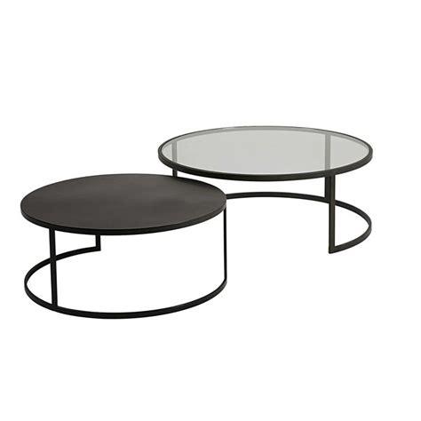 Table Basse Ronde Gigogne 1576 by Table Basse Gigogne Design Mobilier Design