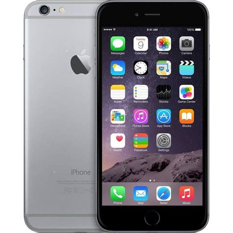 iphone 6s plus 64 gb gris espacial libre reacondicionado back market