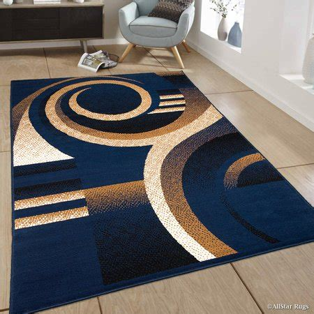 10 x 12 abstract geometric rug allstar blue area rug contemporary abstract traditional