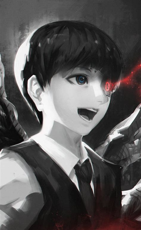 kaneki ken black by jimmyjxia on deviantart