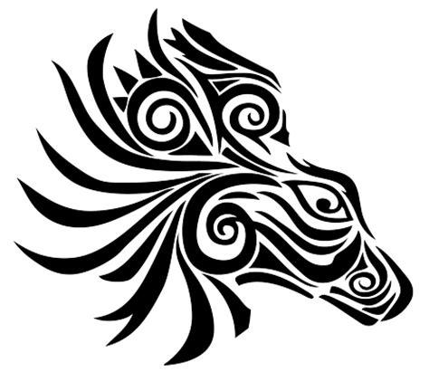 Tattoo Animal Clipart | tribal art animals cliparts co