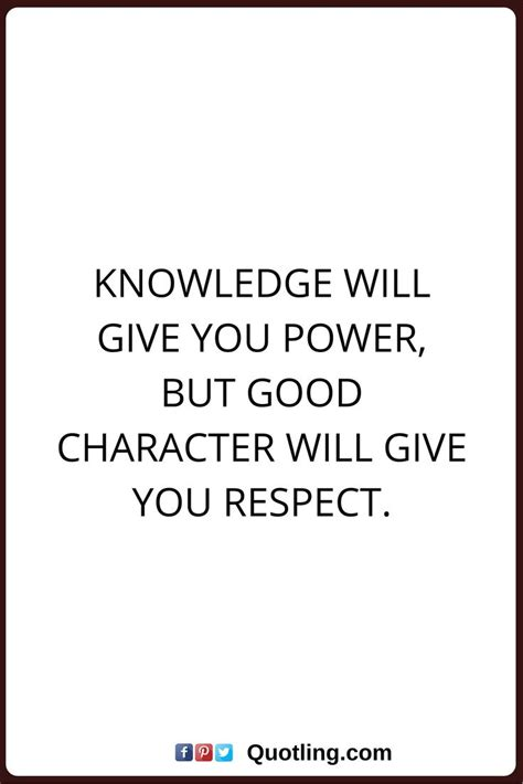 character quotes 17 best character quotes on character