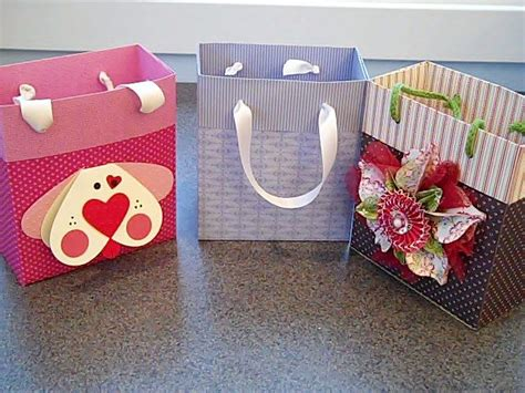 How To Make Your Own Paper Bag - hi everyone learn how to make your own medium size gift