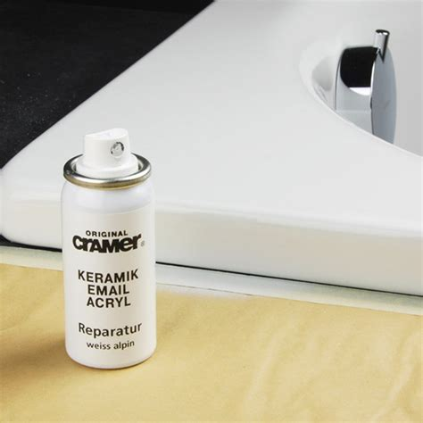 acrylic sink refinishing kit cramer sink bath shower tray care repair kit alpine white