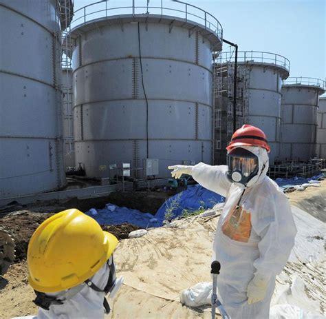 wann war fukushima fukushima horrender pfusch an tanks f 252 r radioaktives