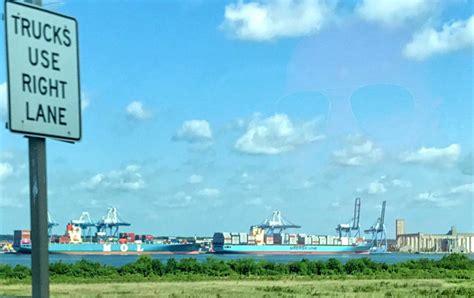allegiant intermodal cargo freight company charleston south carolina