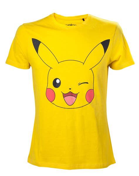 Shirt De T Shirt Pikachu Clin D Oeil Logostore
