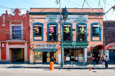 mexico city guide roads kingdoms