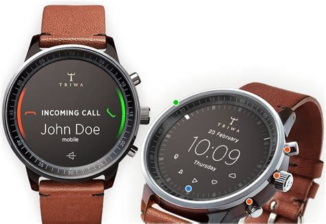 Smartwatch Triwa a looking android