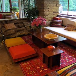 Floor Cushion Living Room Picture Of Using Floor Pillows In Interior Decorating
