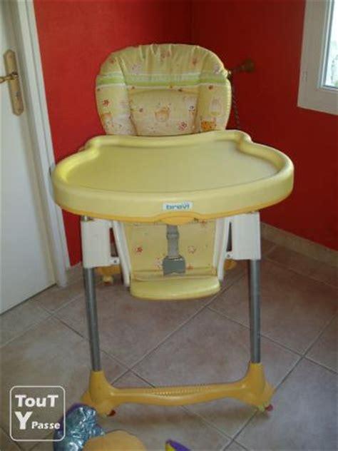 chaise haute babideal chaise haute chaise haute brevi 100 images brevi