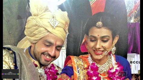 Marriage Pictures by Wedding Pictures Of Tv Actors Toi