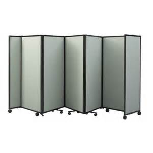 Room Divider Home Depot by Portable Room Dividers Amp Mobile Partitions