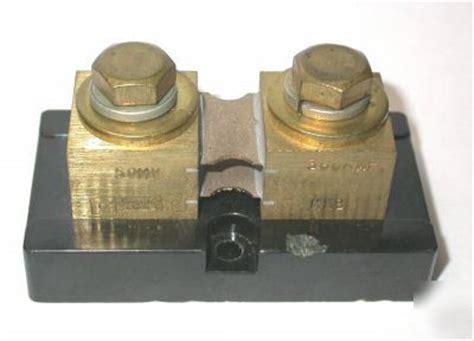empro shunt resistor empro electrical shunt dc 300 50 mv