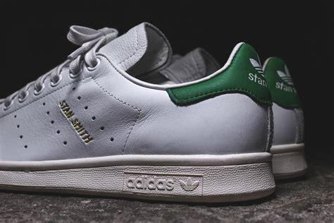 Adidas White Premium adidas store adidas originals stan smith premium white green womens footwear leather