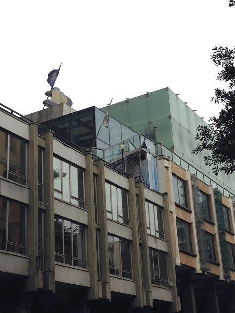 uffici costa crociere palazzo costa terrazzi genova architetto antonella pugno