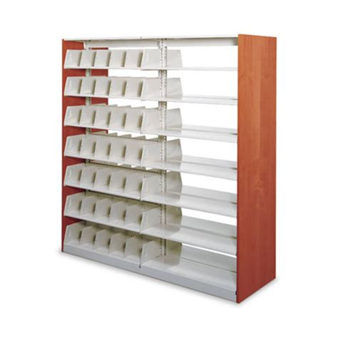 Library Shelf Dividers by Revit Library Systems And Space